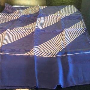Pierre Cardin 100% silk vintage scarf